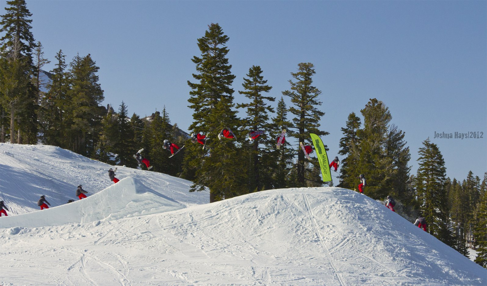 snowboard switch rodeo 7