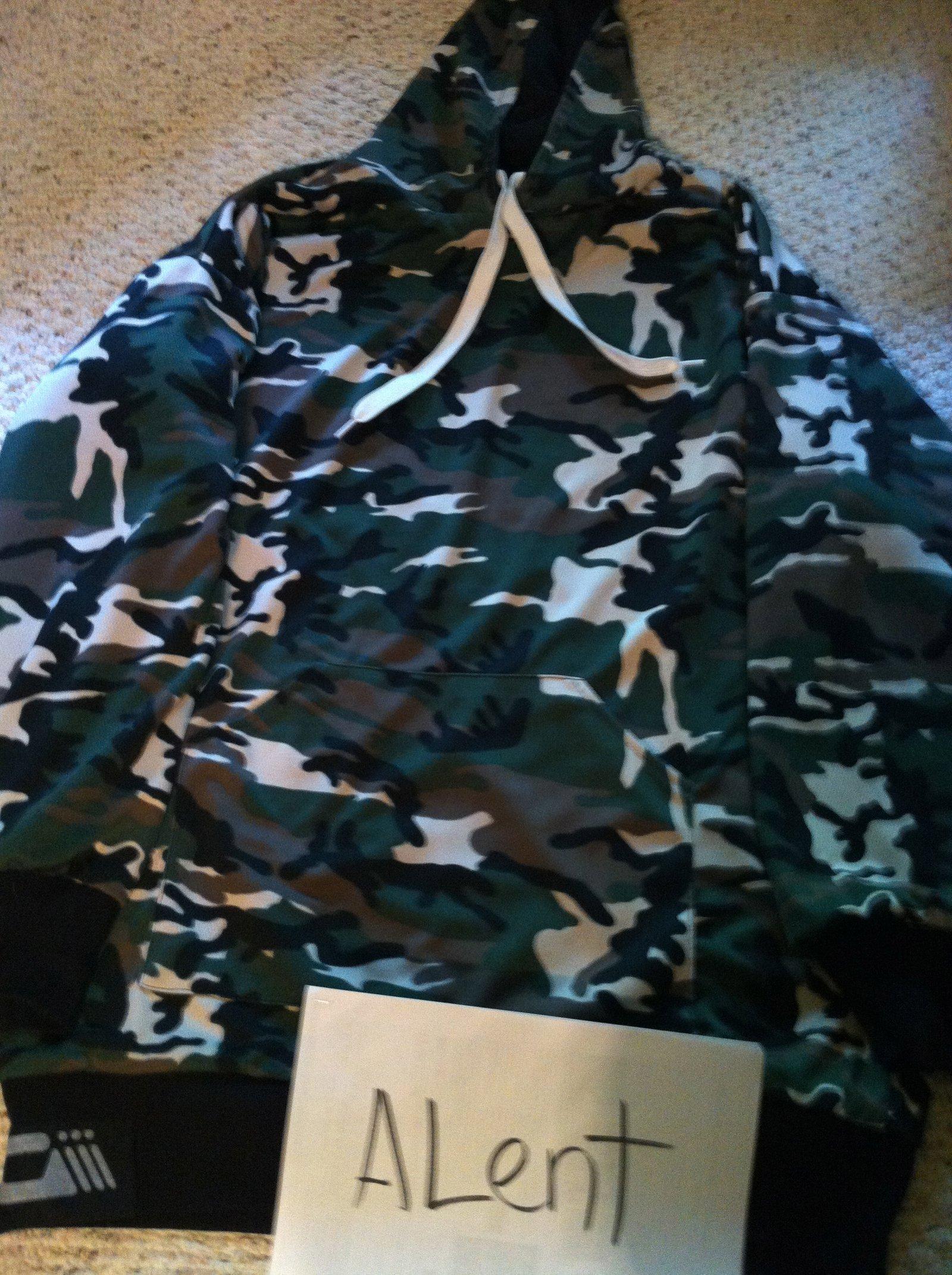 Revesible Choice hoodie2