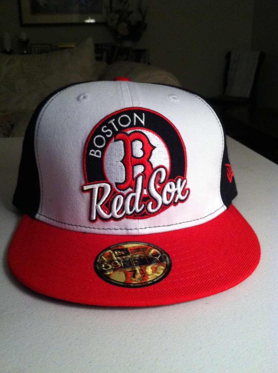 Fitted 7 1/2