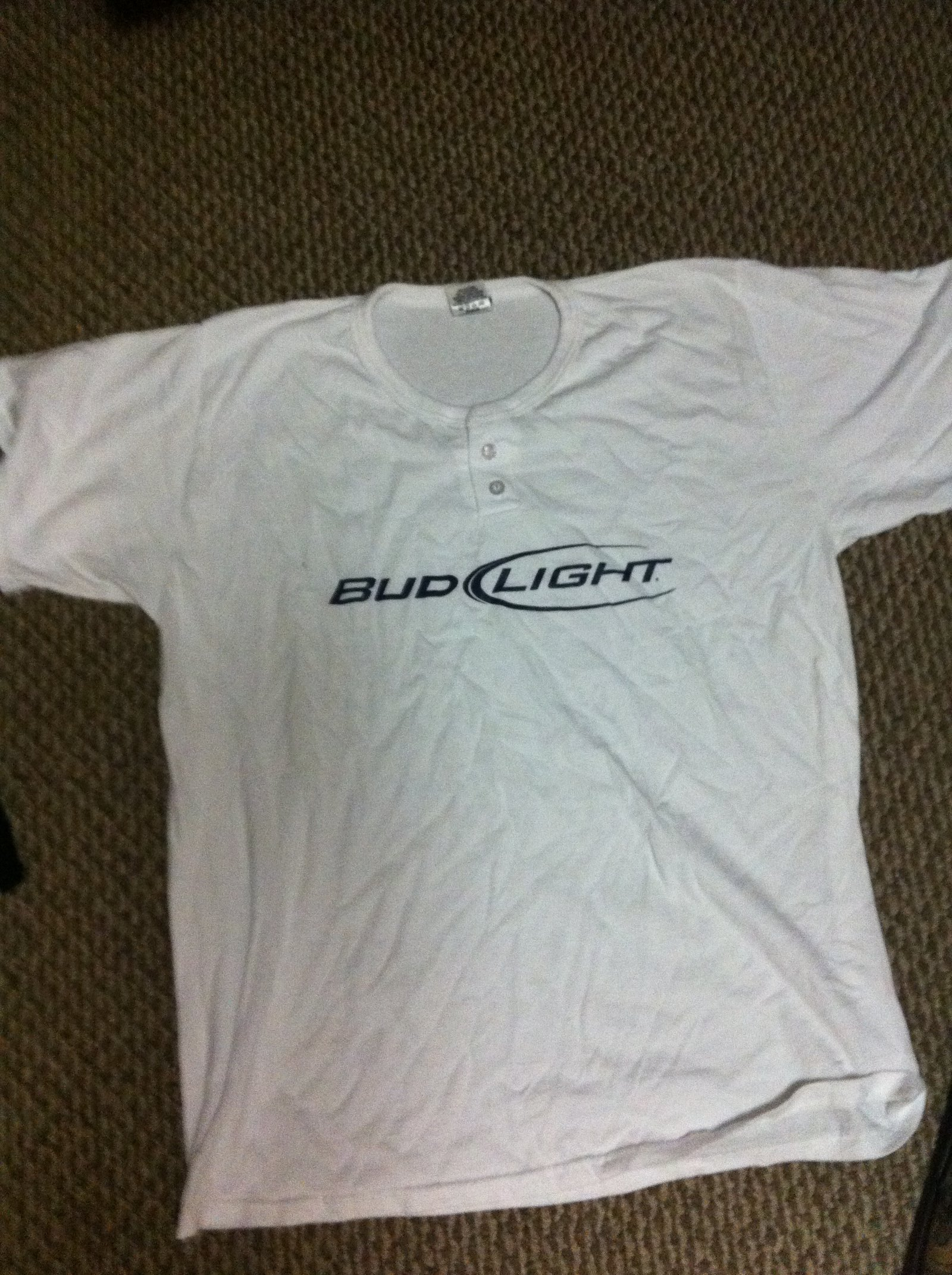 bud light shirt