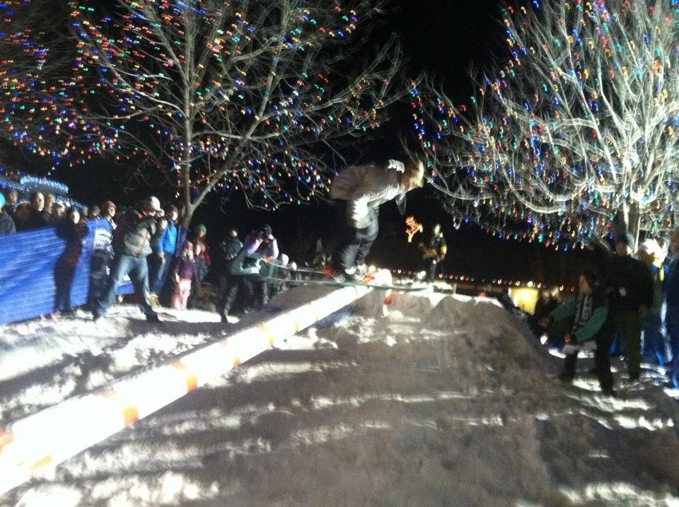 Leavenworth Rail Jam