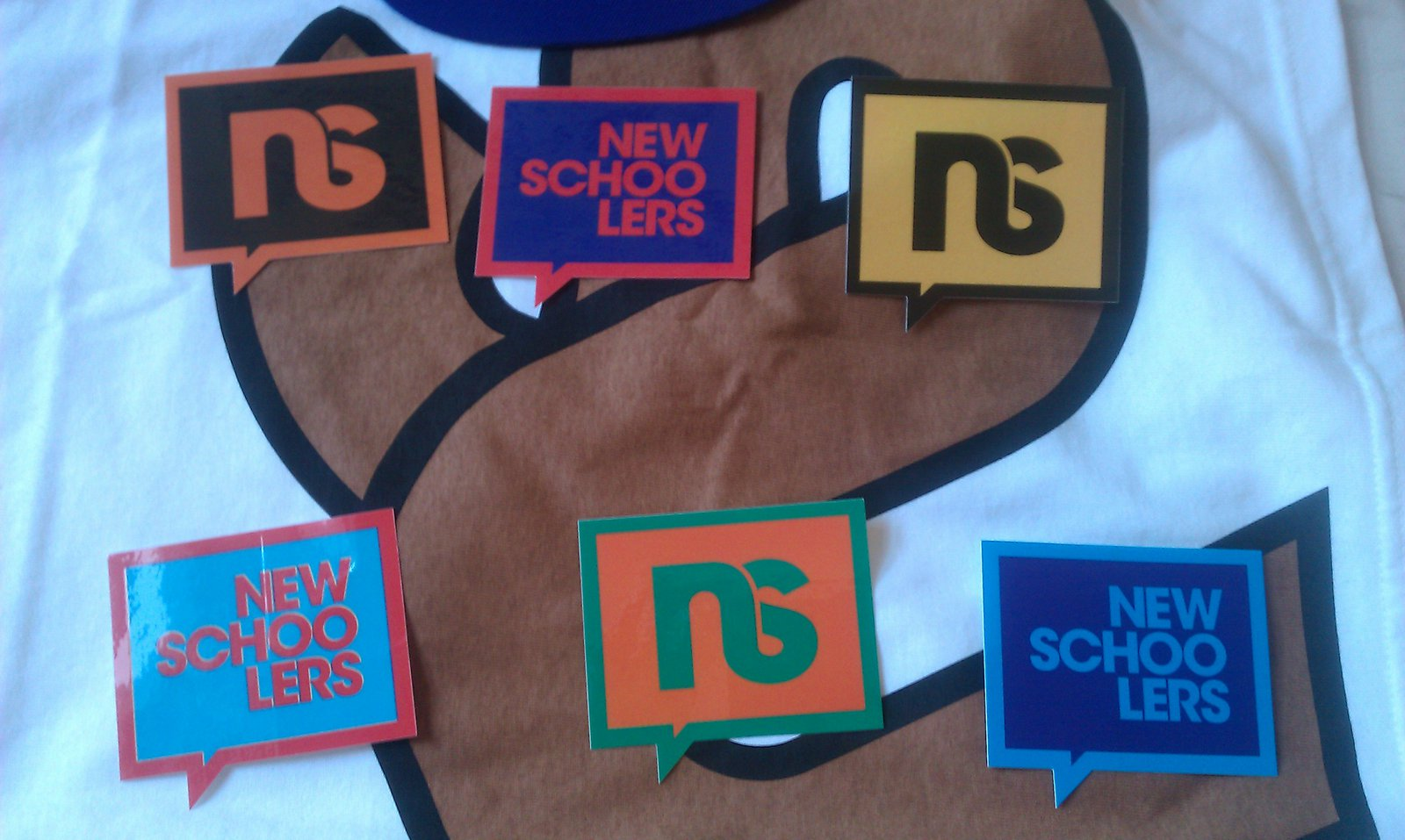 NS Stickers