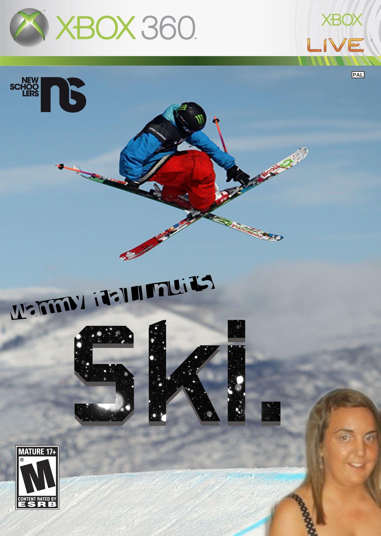 Wammy Tallnuts Ski.