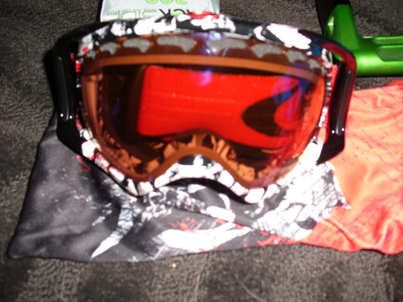 seth goggles