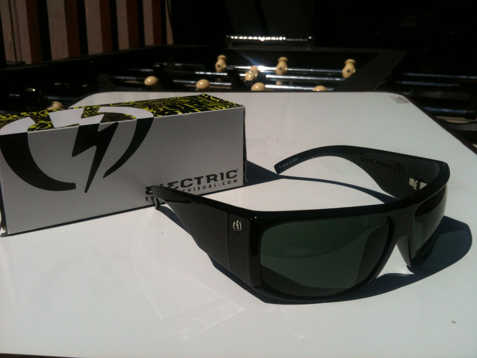 NEW Electric Jailbreak sunglasses