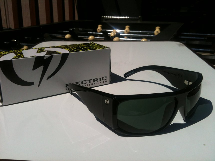 NEW Electric Jailbreak sunglasses