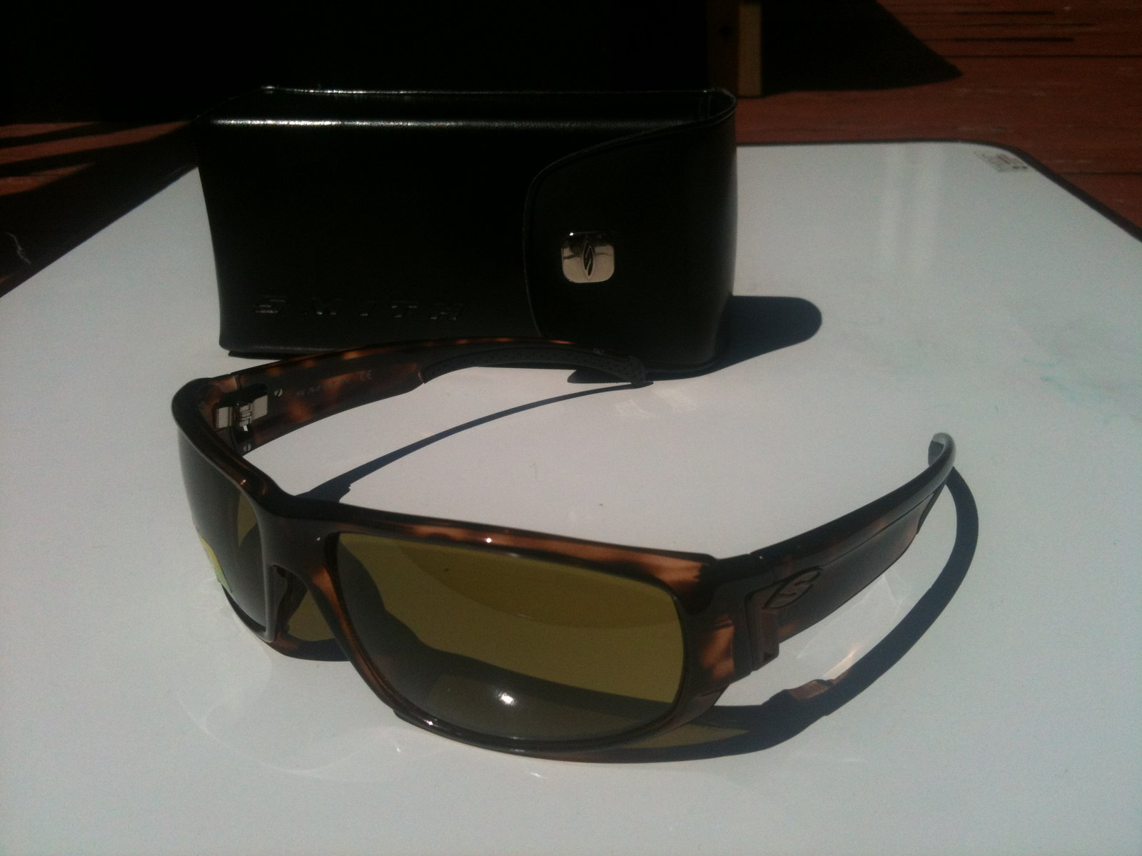 NEW Smith Tenet sunglasses