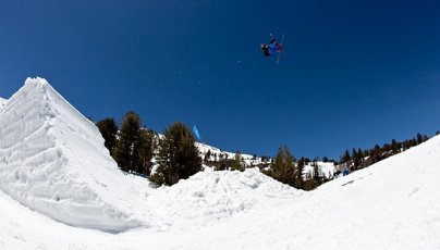 US Freeskiing Team Training Camp