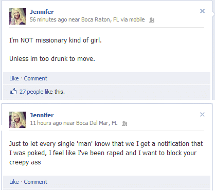 wtf....woman logic.