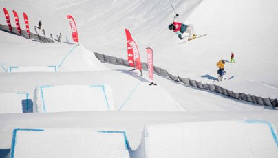 NZ Freeski Open Returns
