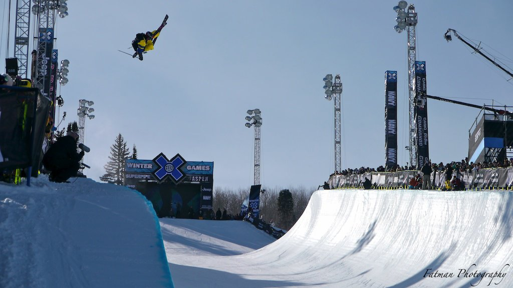 Torin Flat 3 X Games Finals