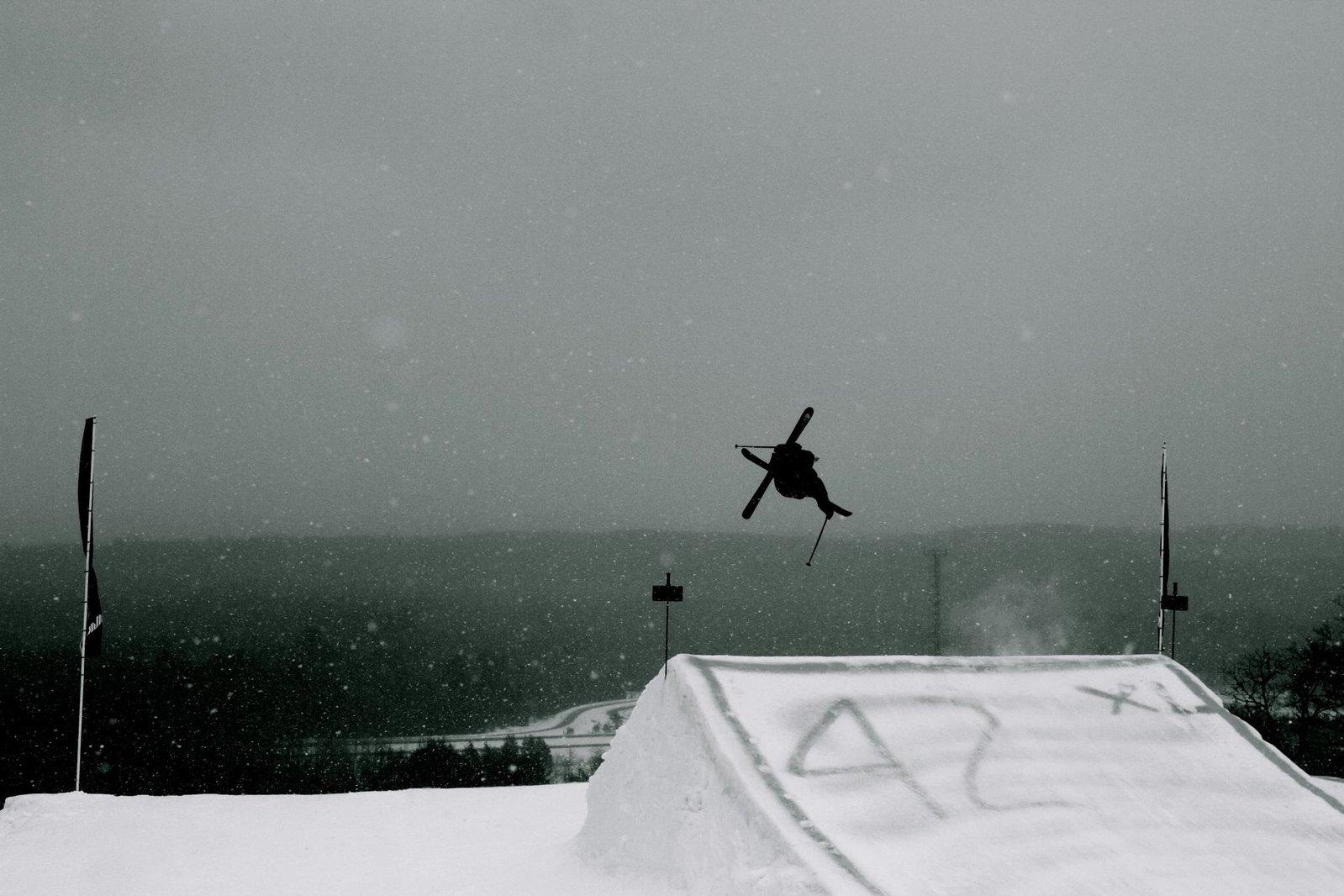 Mt. Saint Louis jump session