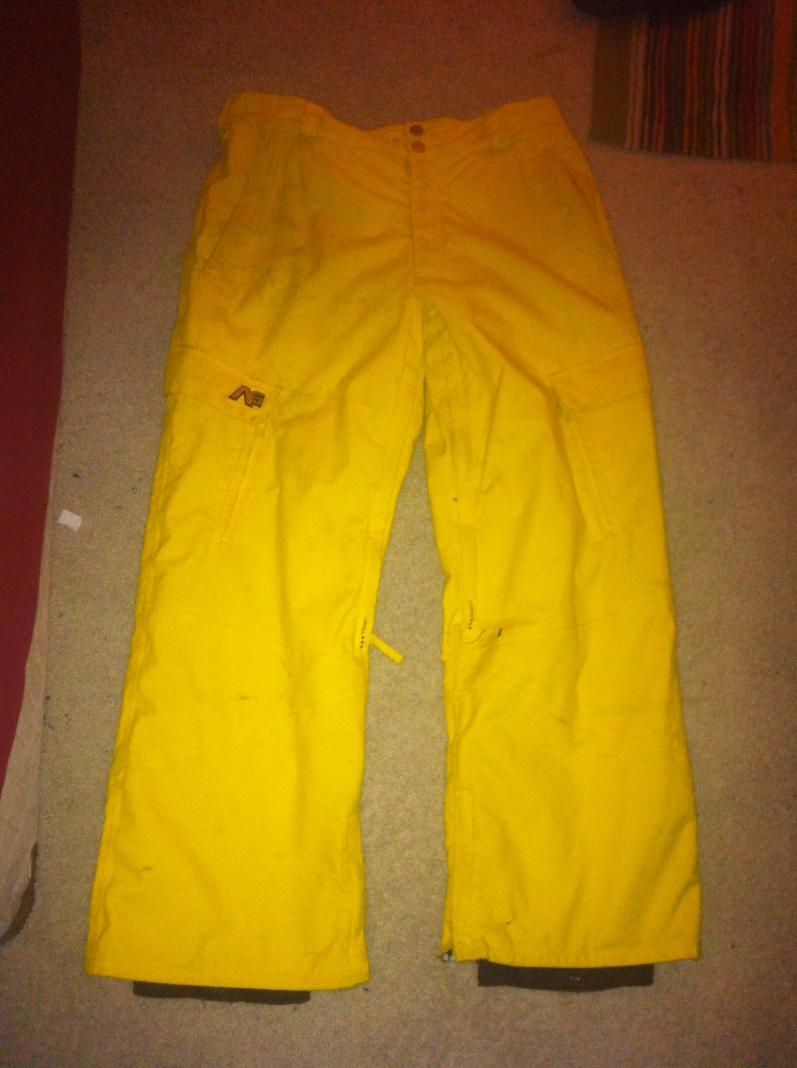 Ag pants