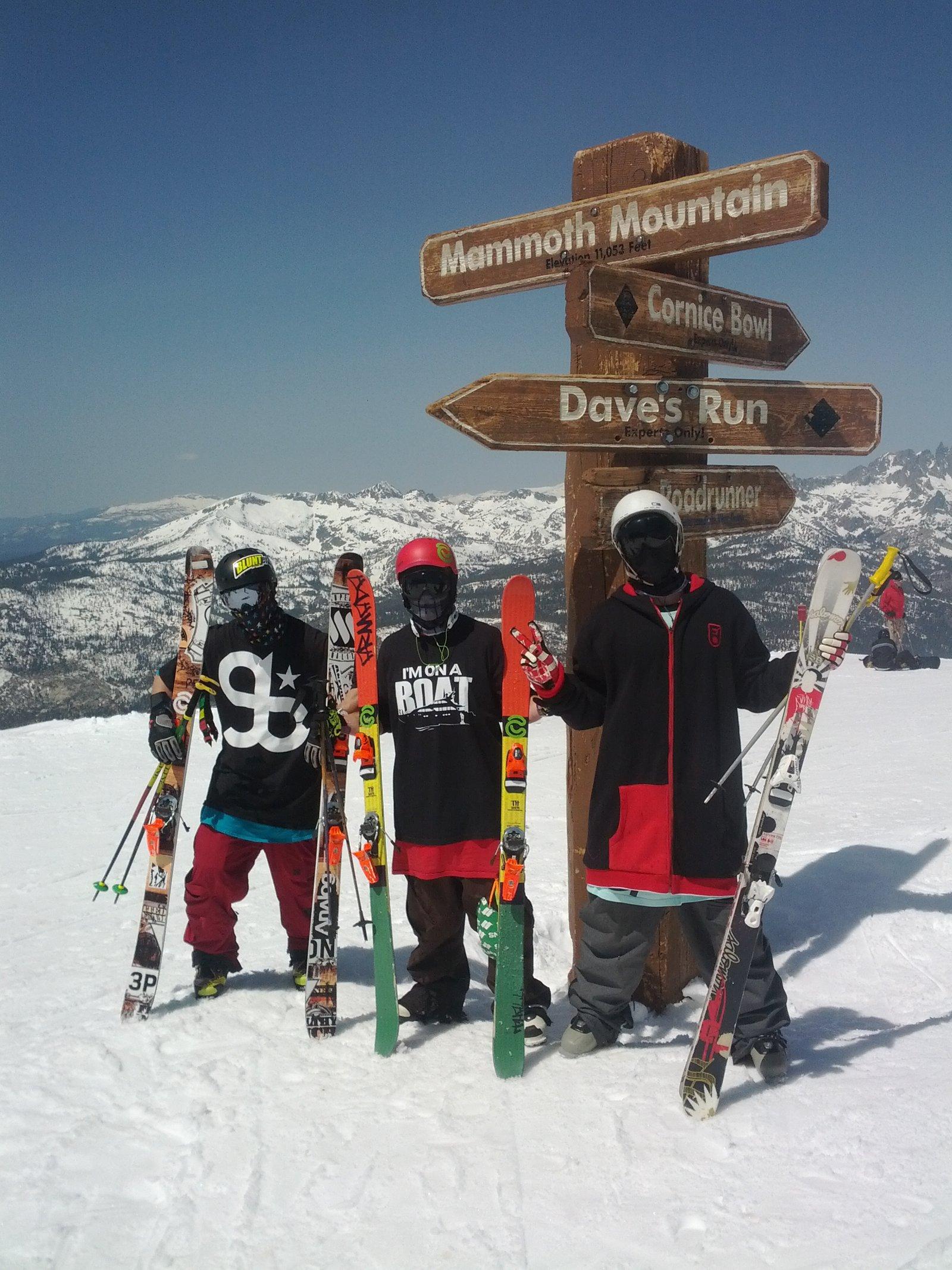 Mammoth Summit