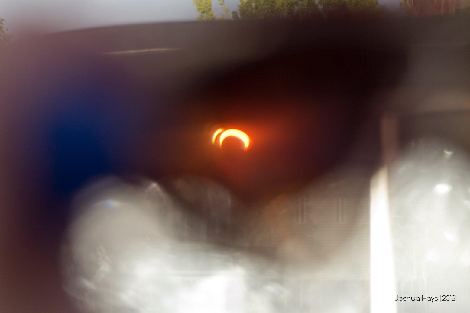 Glasses Eclipse