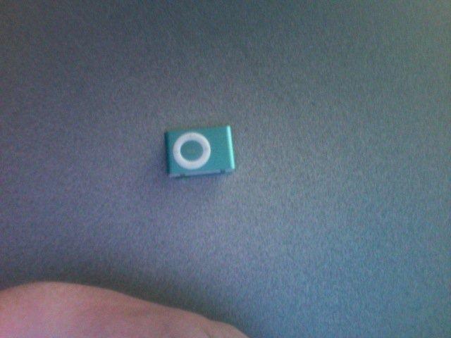 iPod shuffe