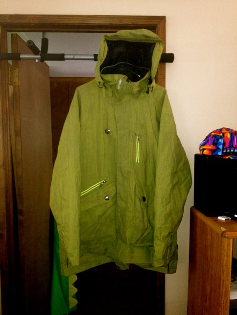 Armada XL Men's Jacket FS