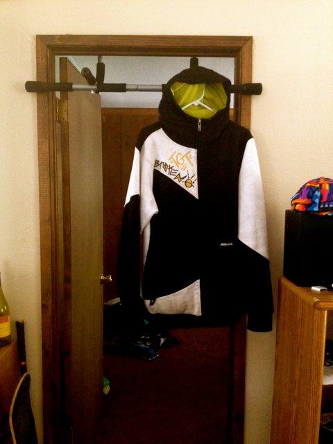 Armada Men's XL Hoodie FS