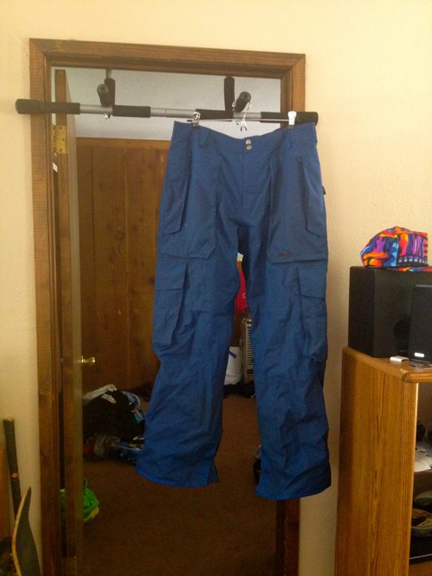 Armada Men's XL Pants
