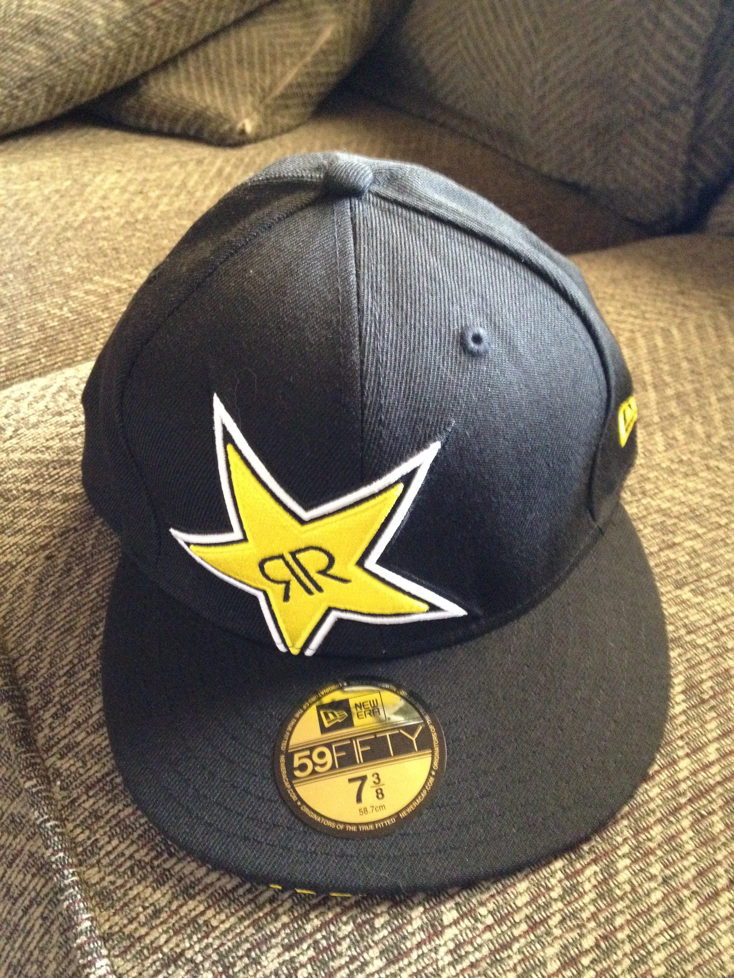 ROCKSTAR New Era Hat - Sell and Trade - Newschoolers.com 39350340453