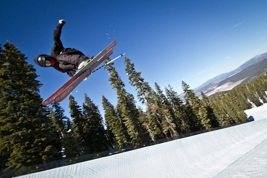 Cali skiing