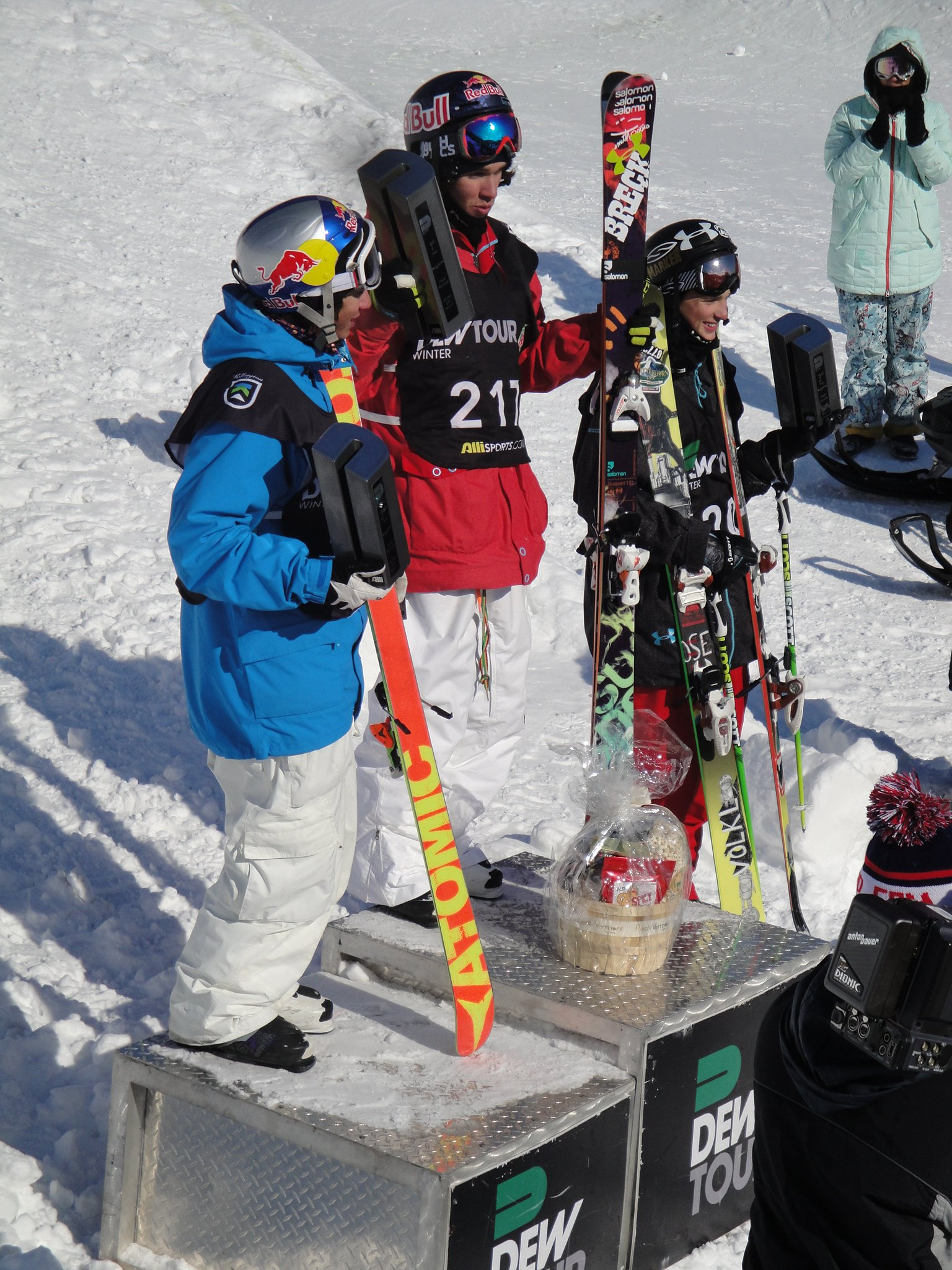 2011 Slopestyle Champs