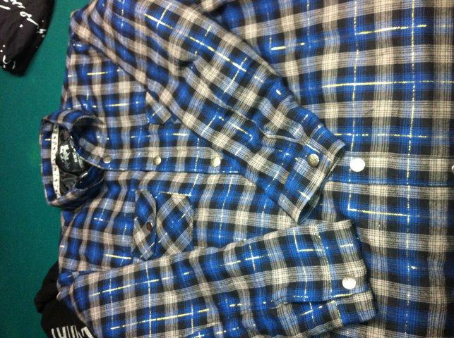 Royal Flannel 5XL