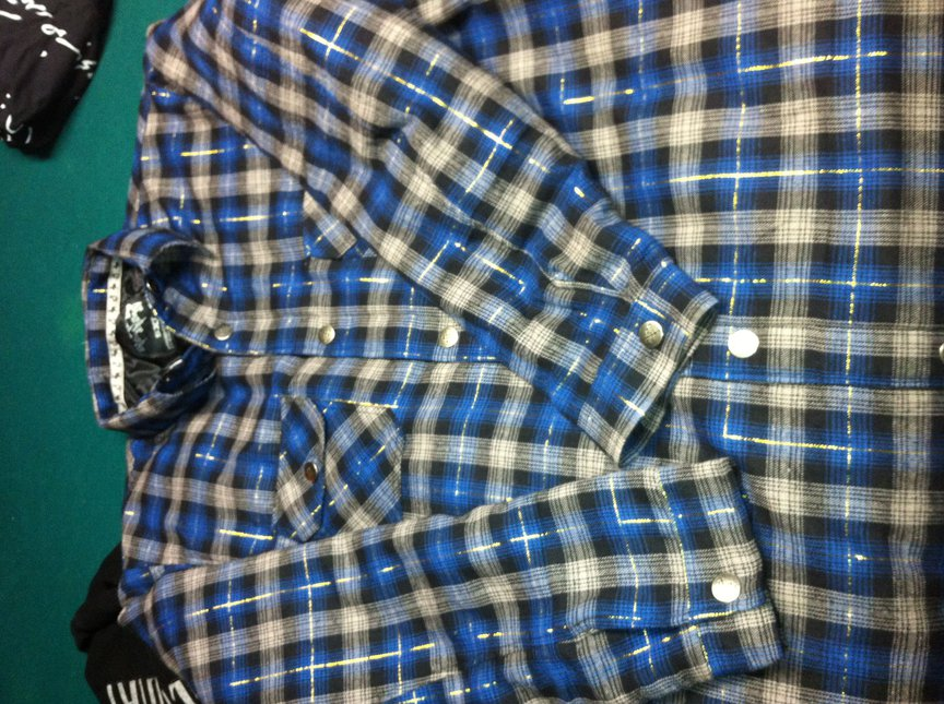 Royal Flannel 5XL