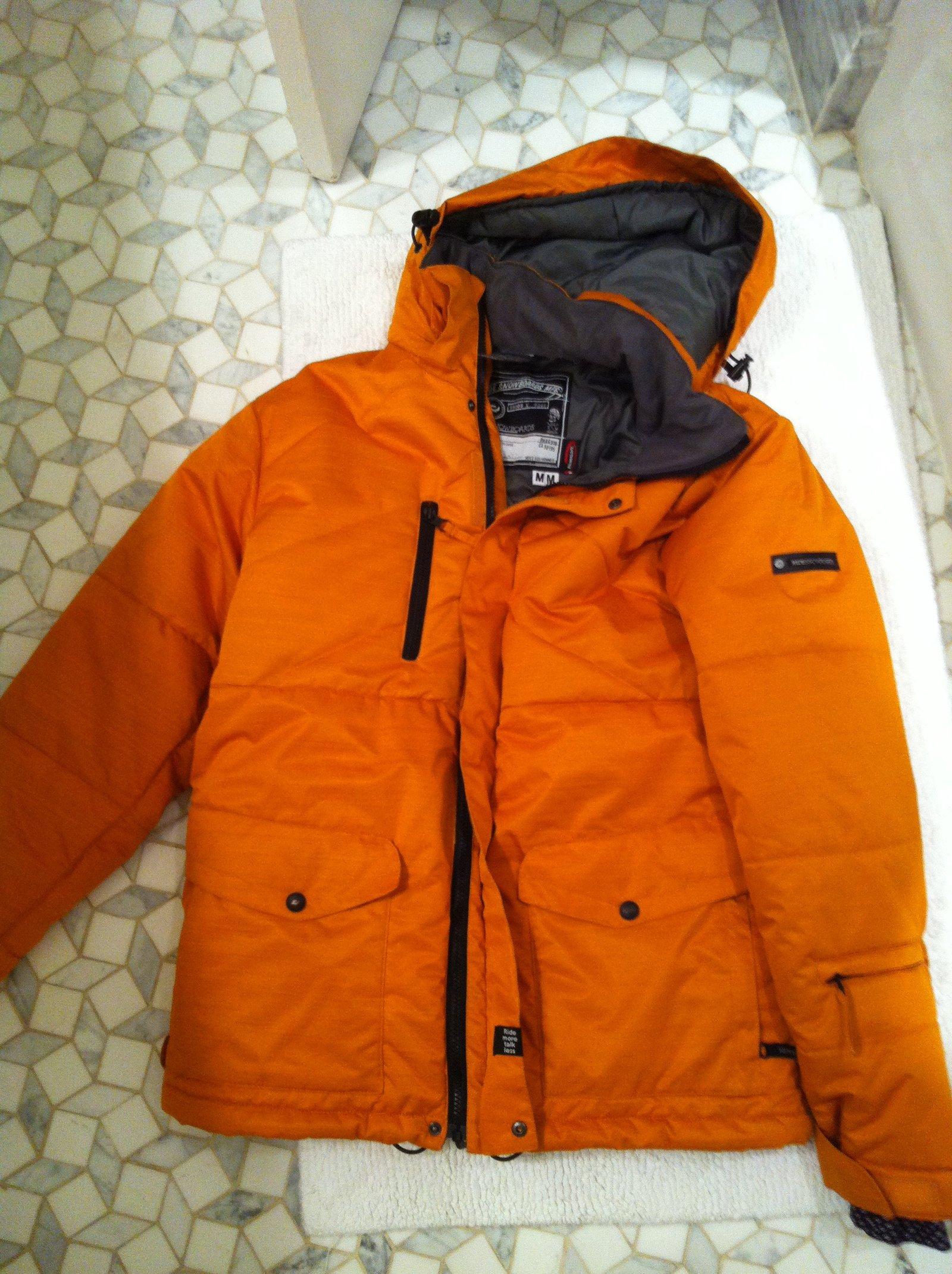 Ridesnowboards Jacket