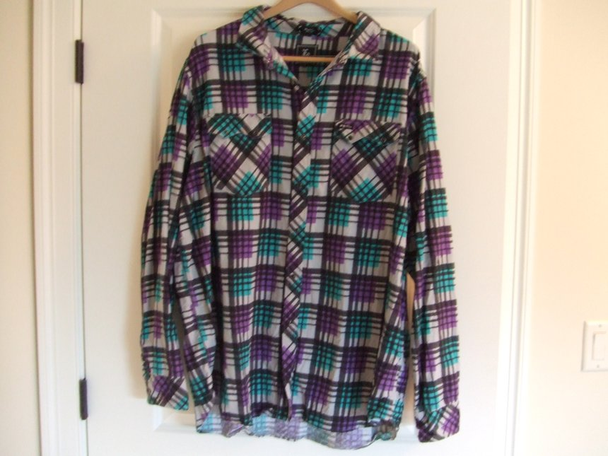 LRG Flannel