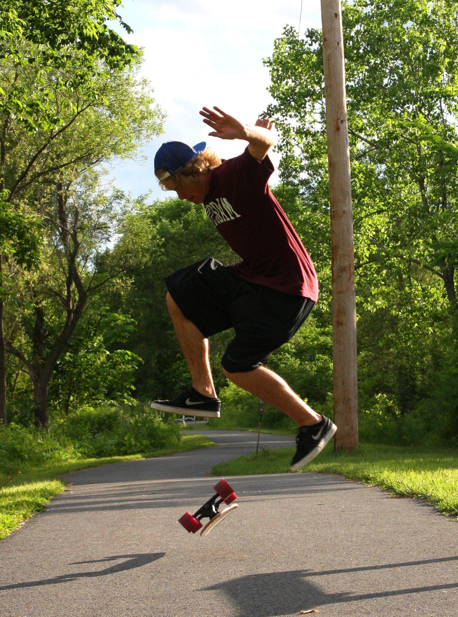 Long board Flip