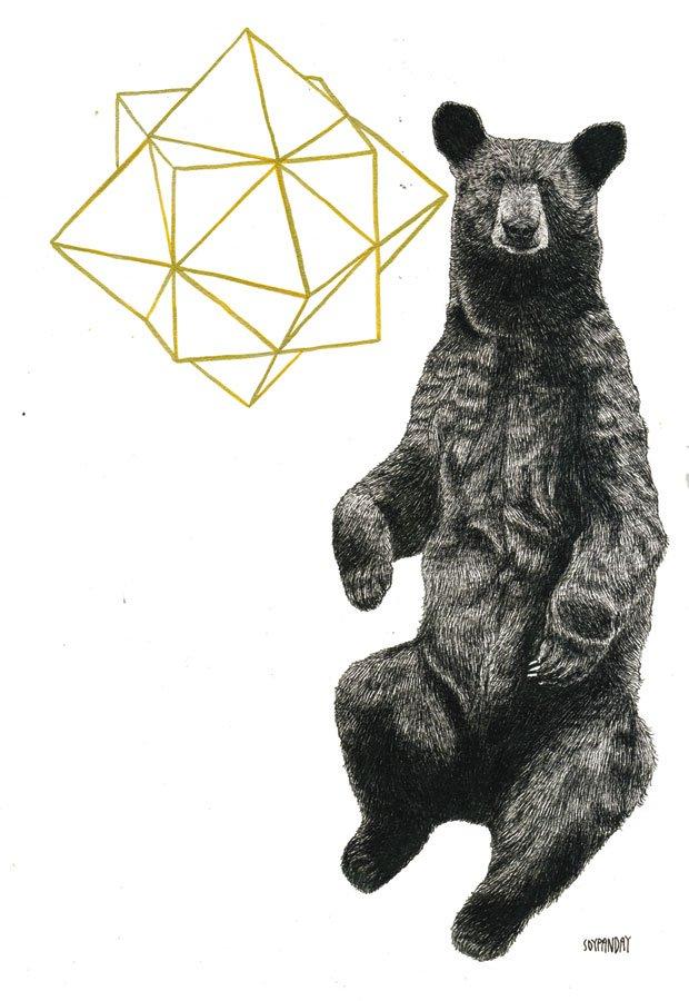 Soy Panday Bear