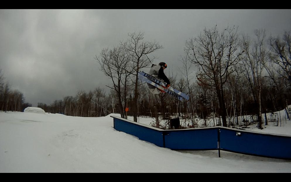 Alpine in February