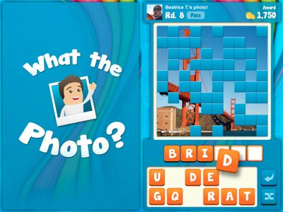 What The Photo: A Guessing Game App For Photogs and Their