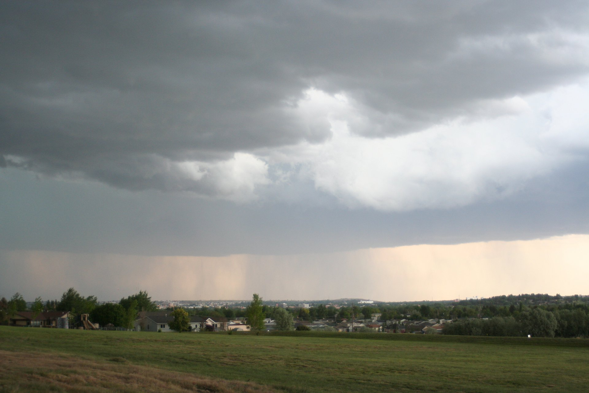 First Storm of the Summer