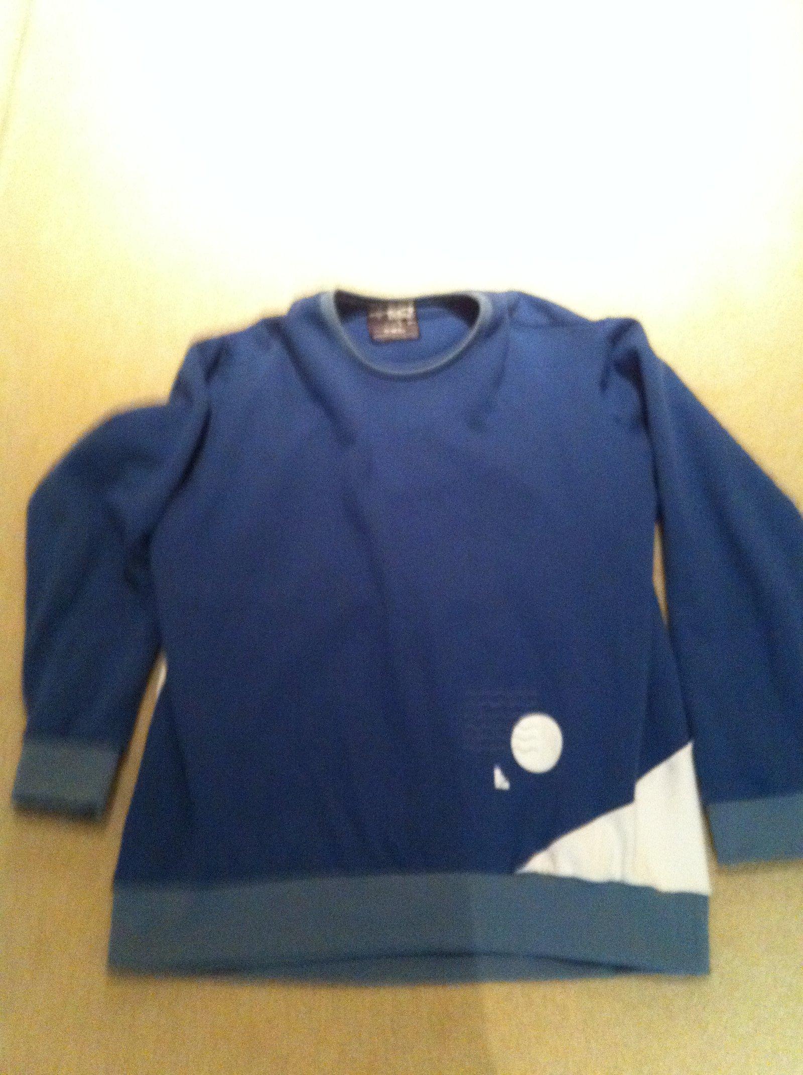 88 back blue