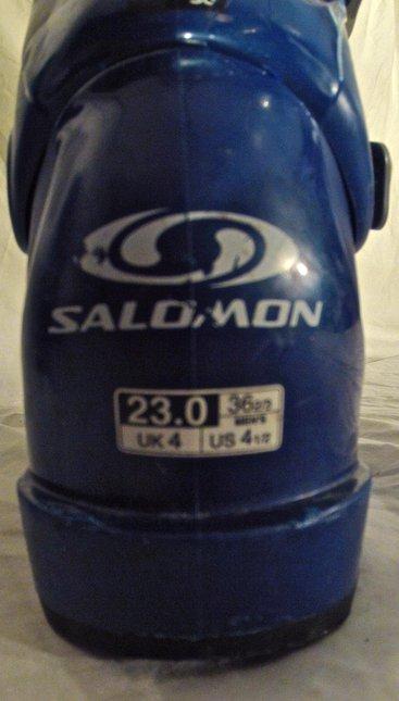 Salomon Boots For Sale