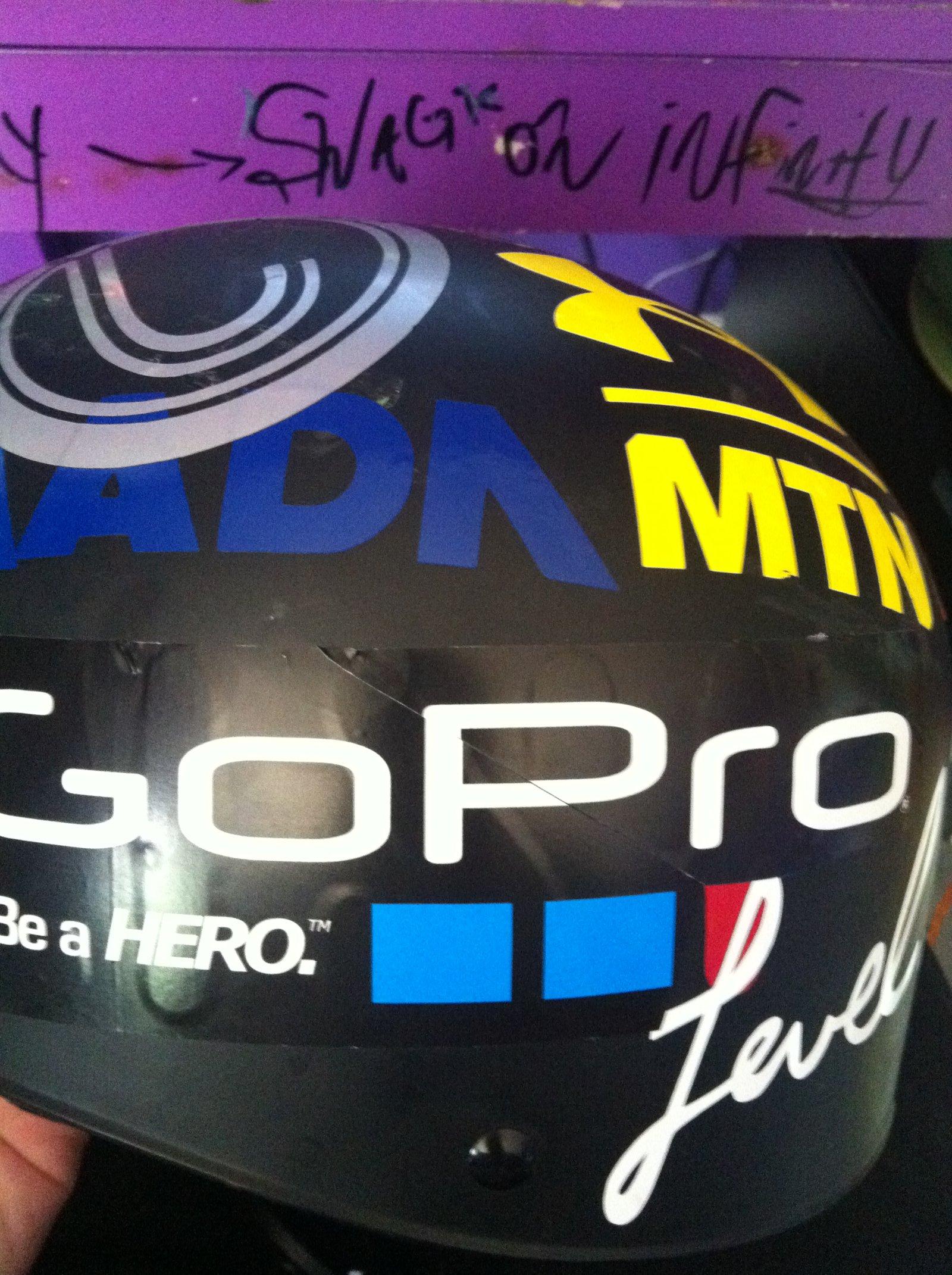 Helmet 2 (Stickers)