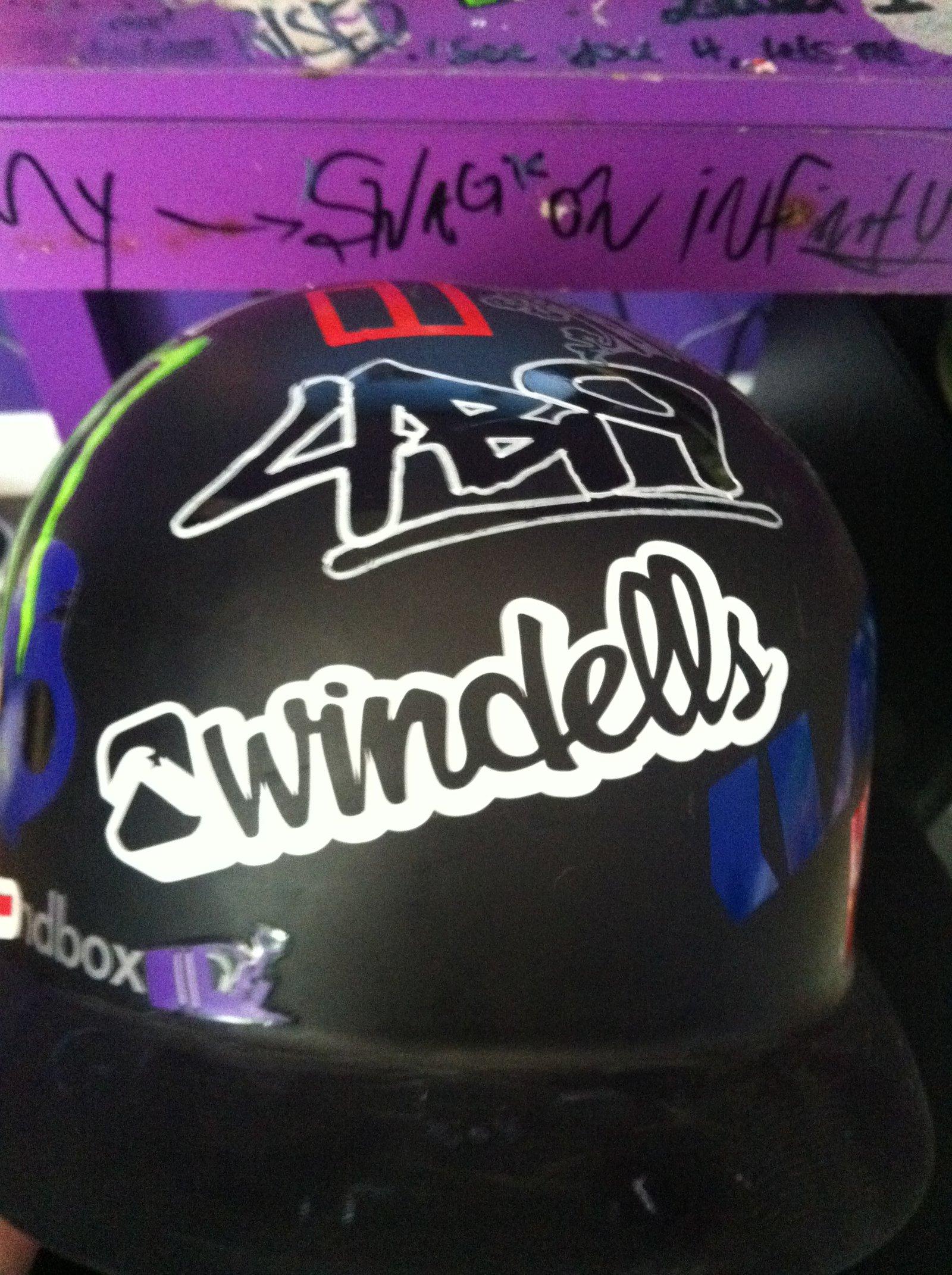 Helmet 6 (Stickers)