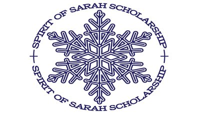Spirit of Sarah Scholarship Winner