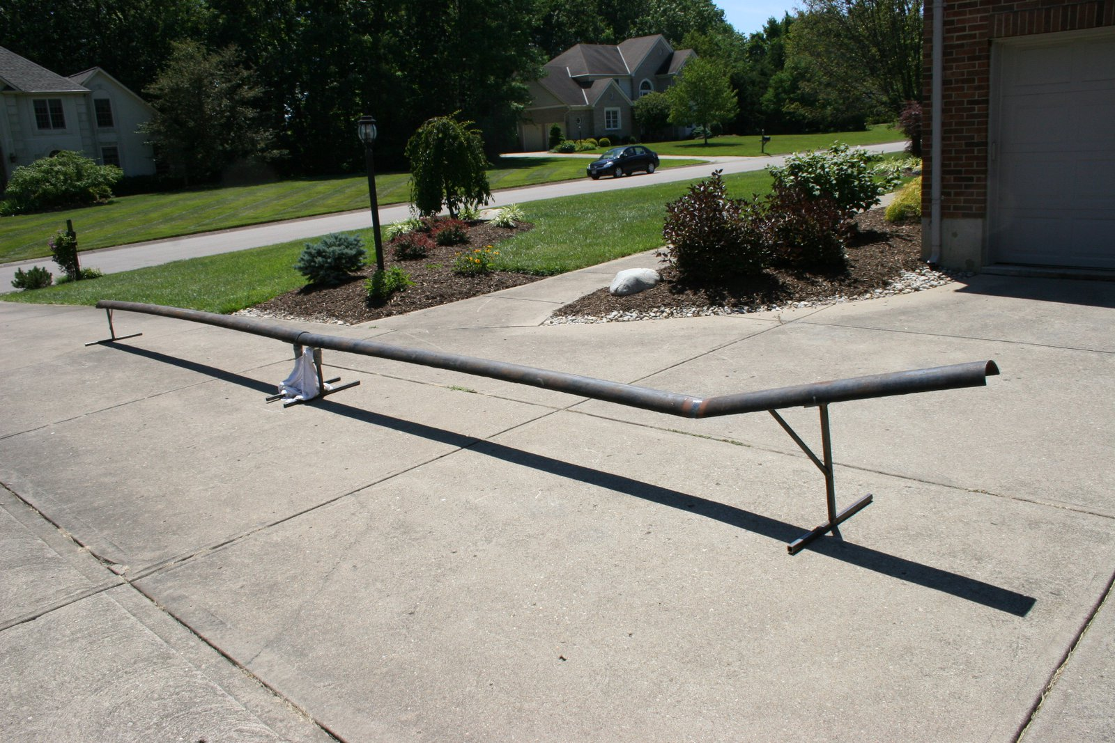 new rail 30ft long
