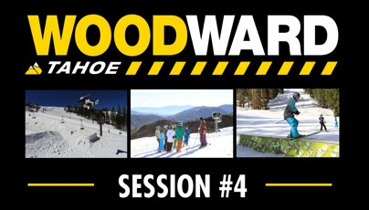 Woodward Tahoe Partners With High Fives