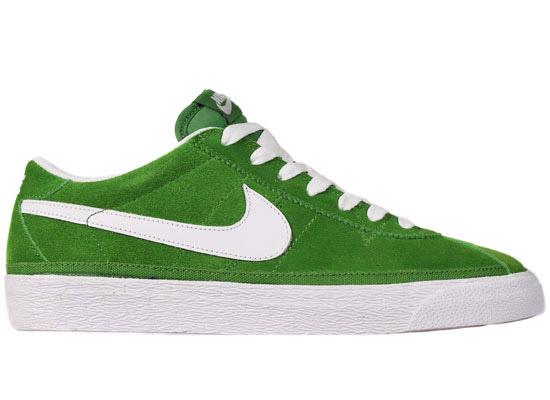 green nikes