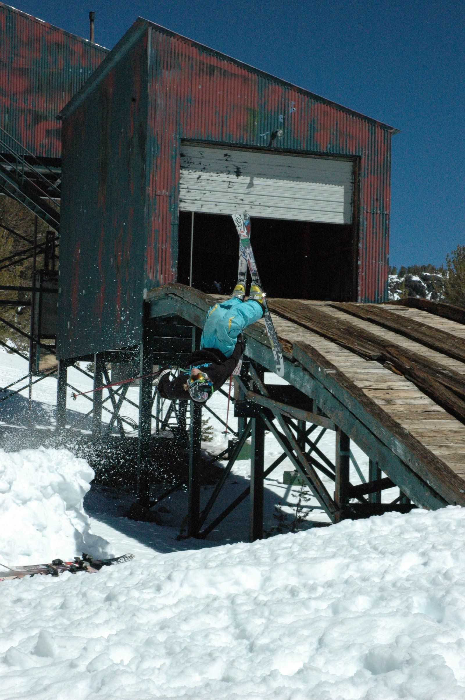 Old Chairlift