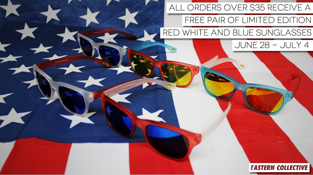 4th of July - Eastern Collective