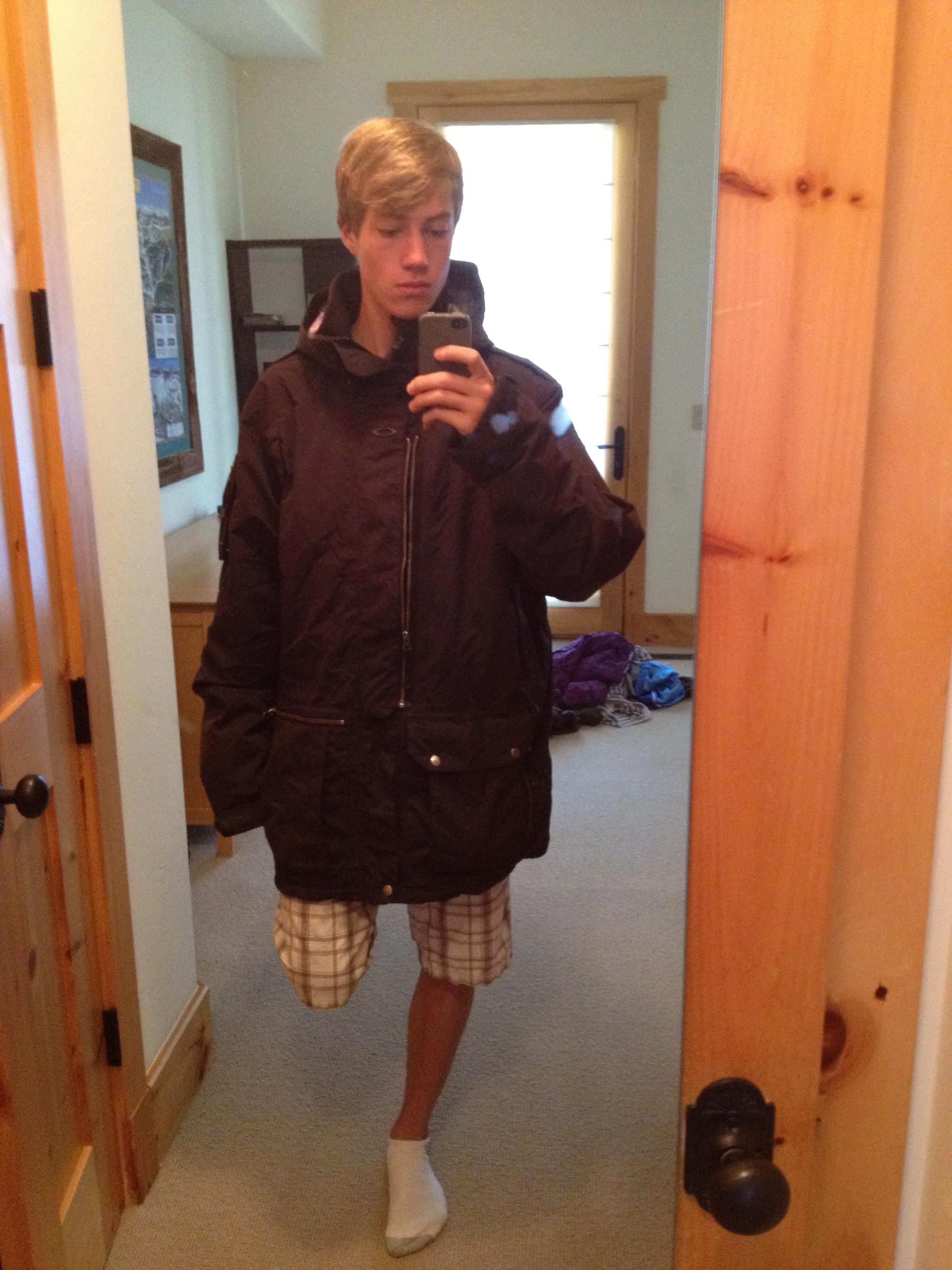 oakley coat for sale