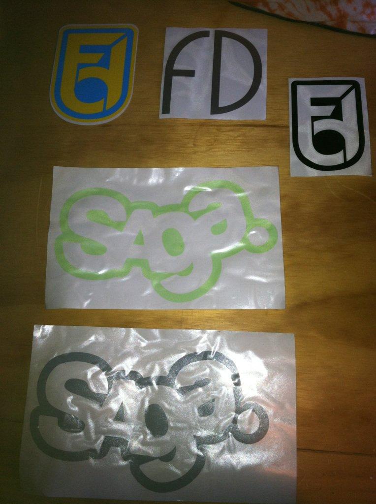 stickers #1