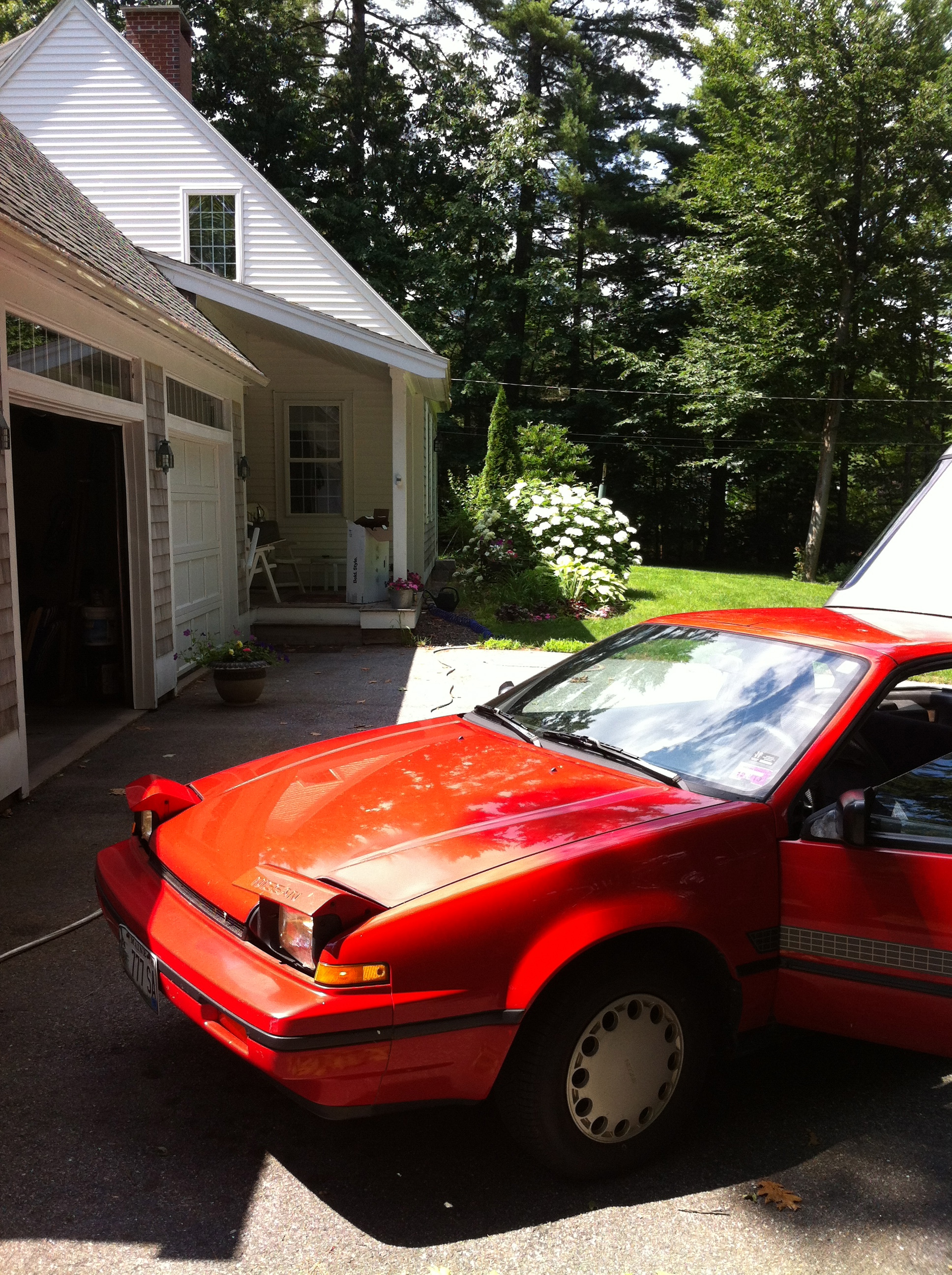 for sale 3000 obo mint 1988 nissan pulsar nx with a sportsback sell and trade. Black Bedroom Furniture Sets. Home Design Ideas