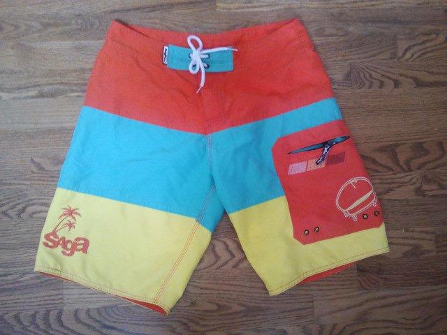 saga shorts