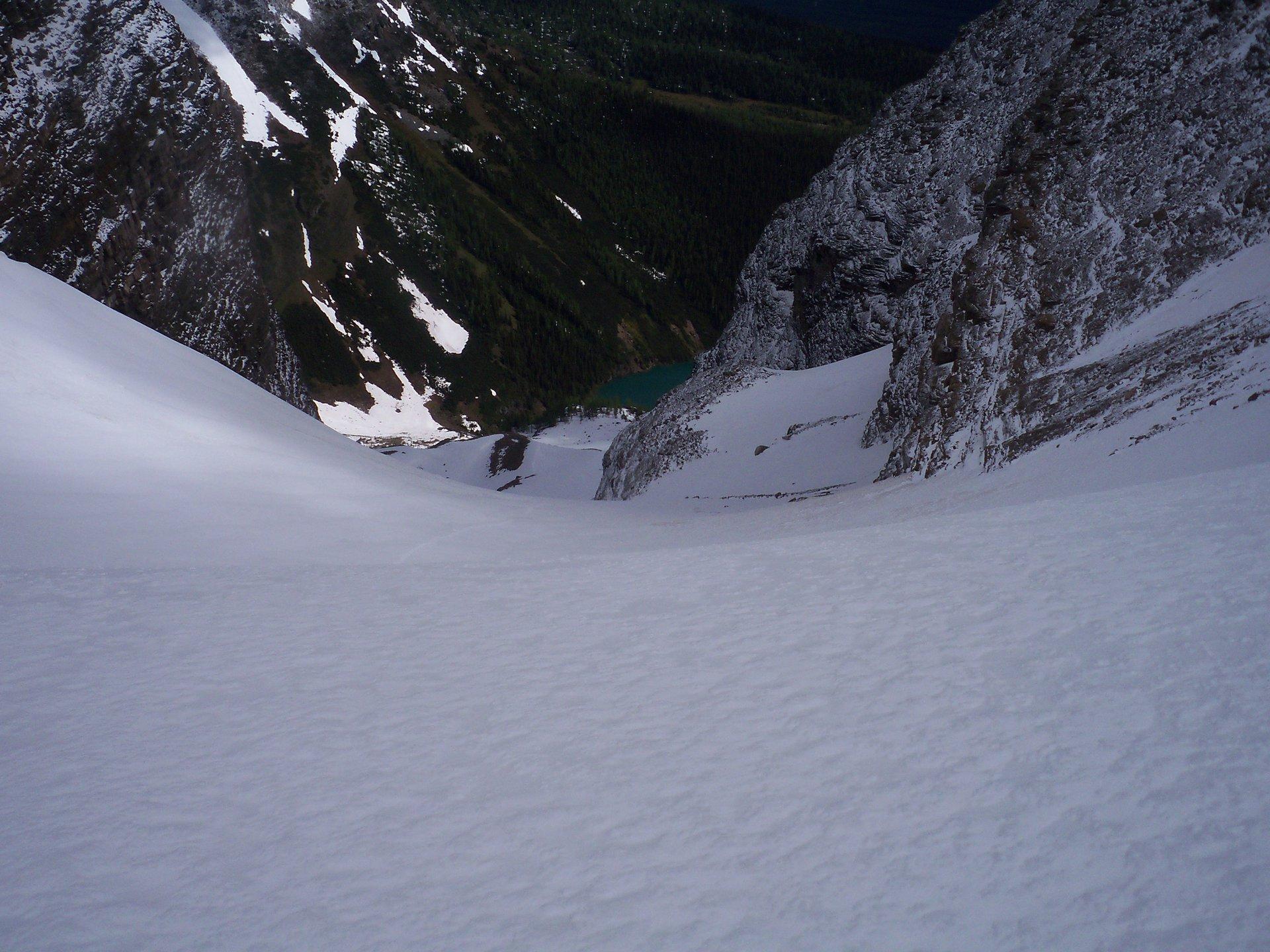 July 4rth Skiing